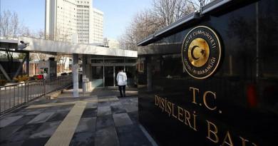 الخارجية التركية تستدعي سفيري روسيا وإيران