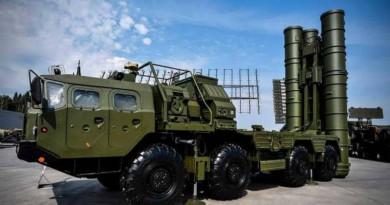 القرم تثير قلق أميركا بعد نشر روسيا صواريخ إس 400