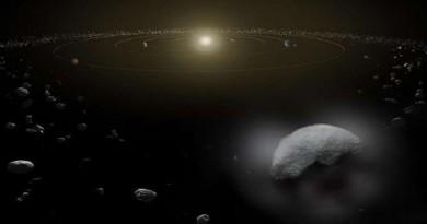 """كويكب """"خطير"""" بحجم برج خليفة يتجه نحو الأرض"""