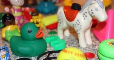 دراسة: الألعاب البلاستيكية المستعملة تحتوي موادا سامة خطرة على الأطفال