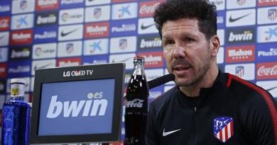 سيميوني يتحدث عن عودة كوستا.. والصراع مع برشلونة