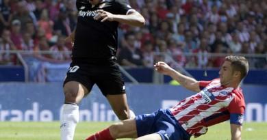 أتلتيكو مدريد يواجه خطر الخروج أمام إشبيلية في كأس ملك إسبانيا