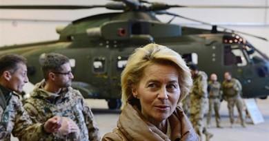 وزيرة دفاع ألمانيا: داعش هزم عسكريا والحرب ضده لم تنته