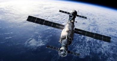 """تحذير من سقوط محطة فضائية صينية """"خارج السيطرة"""" على الأرض"""