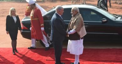 """نتانياهو يشعر """"بخيبة أمل"""" من رفض الهند دعم الاعتراف بالقدس عاصمة لإسرائيل"""