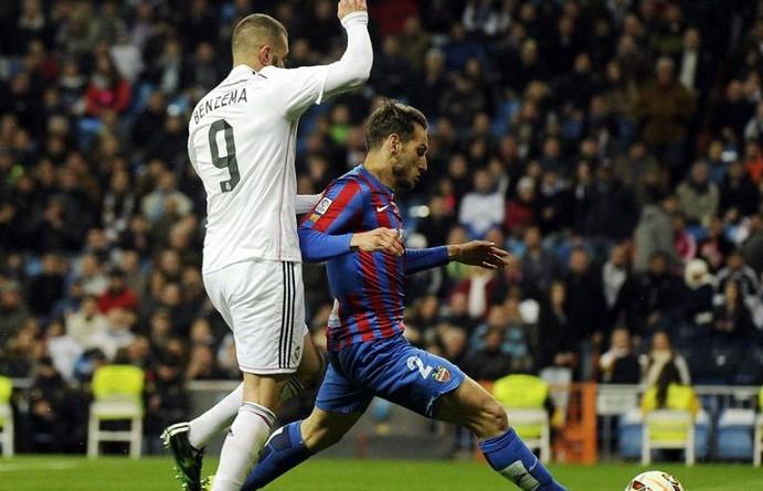 الأرقام تقف في صف ريال مدريد أمام ليفانتي بملعبه