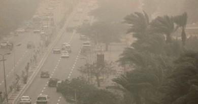 أمطار رعدية على السواحل الشمالية.. والصغرى بالقاهرة 8 درجات