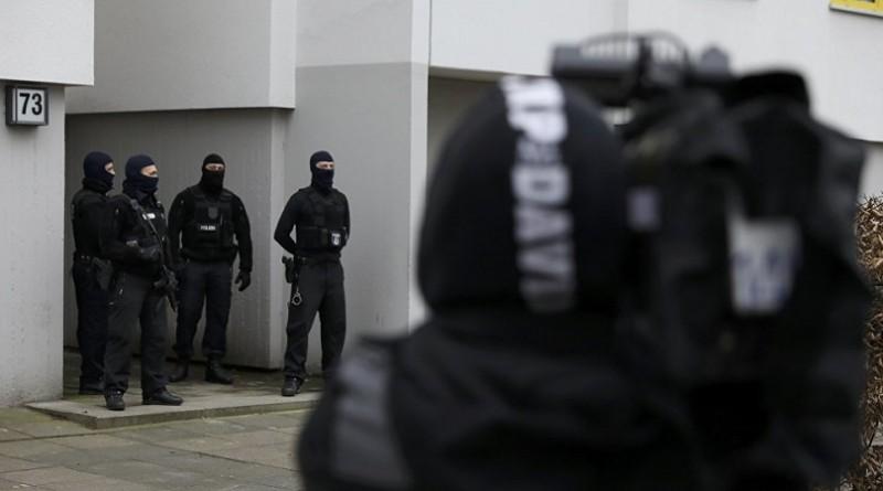 الشرطة الألمانية تشن حملة أمنية تستهدف مهربي البشر