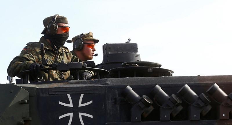 صحيفة تنشر تقريرا سريا يحاكي وضع الجيش الألماني الخطير