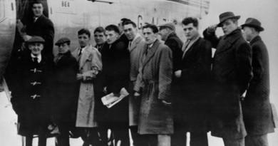 رغم مرور 60 عامًا.. شبح كارثة ميونيخ الجوية تطارد ويلف ماكغينيس