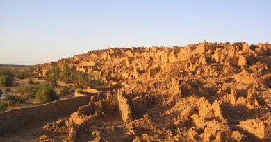 """""""كمبي صالح"""".. المدينة المنسية في موريتانيا وعاصمة مملكة غانا المجهولة"""