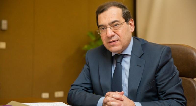 الملا: زيادة إنتاج مصر من الغاز 1.6 مليار قدم مكعبة في 2017