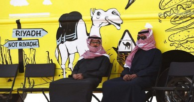 'Put your headscarves back on, we're not in Riyadh now' - Saudi opens its doors to global tourism