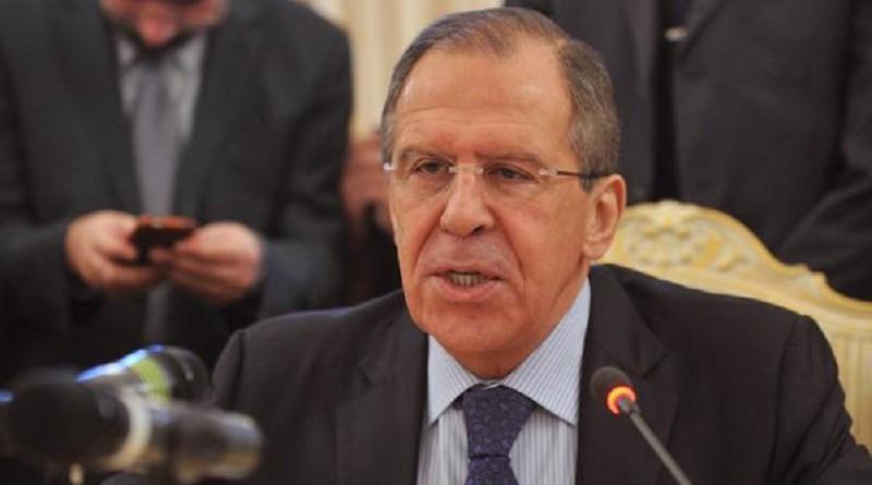 لافروف: الولايات المتحدة تخطط لتقسيم سوريا
