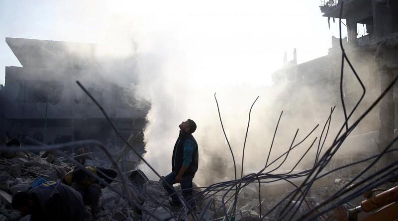 الأمم المتحدة تطالب بوقف إطلاق النار في سوريا مع استهداف مناطق المعارضة