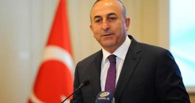 أوغلو: التأخر في القضاء على الإرهابيين سيضع تركيا أمام تهديدات أكبر