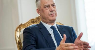 """رئيس كوسوفو يتطلع إلى """"اتفاق تاريخي"""" مع صربيا في 2018"""