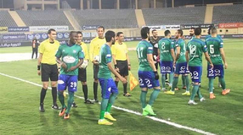 مصر للمقاصة يودع منافسات دوري أبطال أفريقيا
