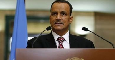 ولد الشيخ: الحوثيون ليسوا مستعدين للتحاور