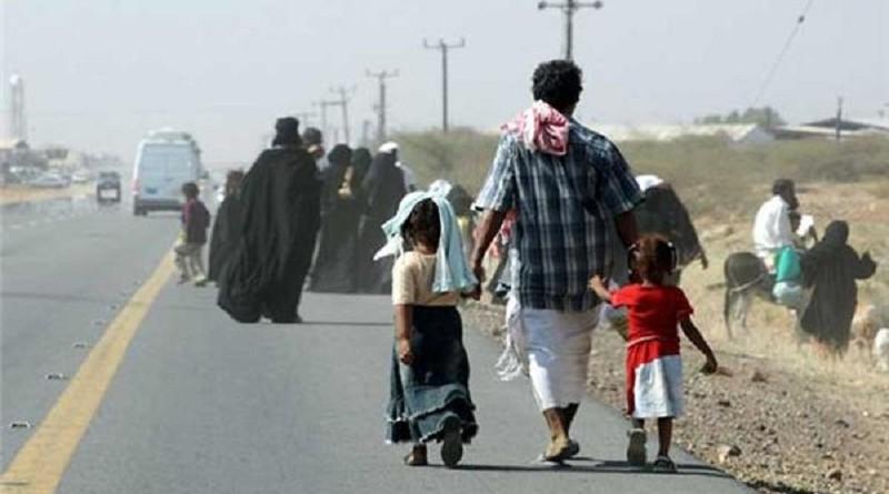 الأمم المتحدة: 85 ألف نازح خلال 10 أسابيع من المعارك في اليمن