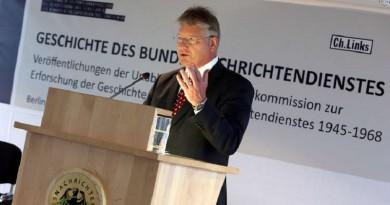 الاستخبارات الألمانية: حان الوقت للحوار مع الأسد