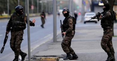 """اعتقال 48 شخصا يشتبه بانتمائهم لـ""""داعش"""" في تركيا"""