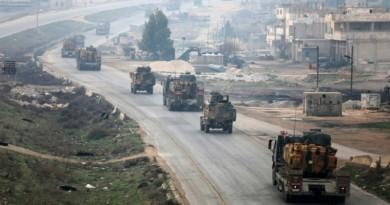 """النزاع في سوريا يأخذ """"بعدا استراتيجيا خطيرا"""""""