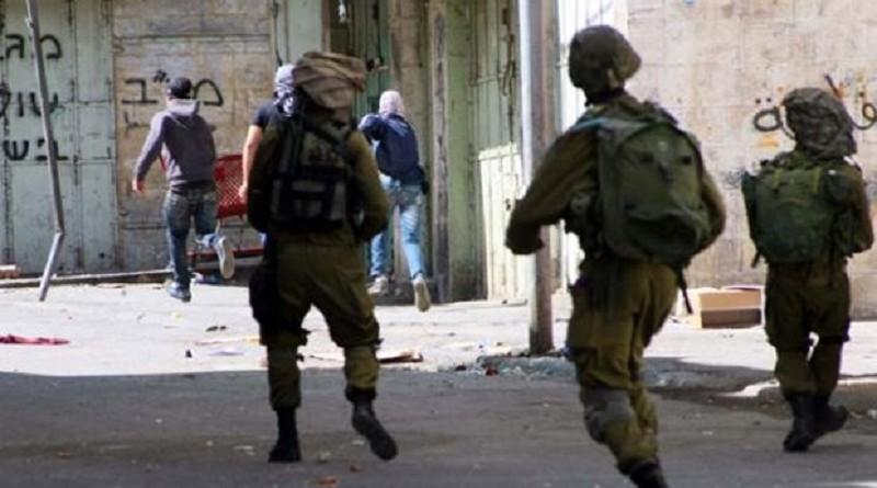 استشهاد فلسطينيين برصاص الجيش الإسرائيلي في غزة