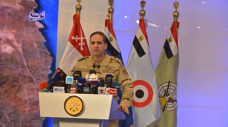 الجيش المصري يعلن مقتل 71 تكفيريا في عملية سيناء