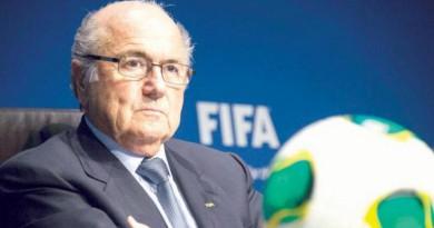 بلاتر يؤيد استضافة المغرب مونديال 2026