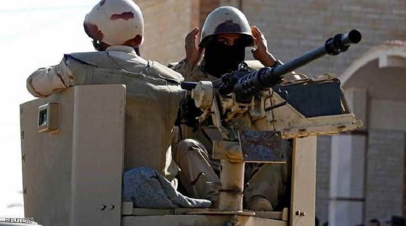 بيان سيناء التاسع: مقتل إرهابيين وضبط أسلحة وعبوات ناسفة
