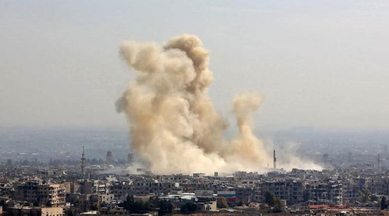 500 قتيل مدني حصيلة سبعة أيام من القصف بالغوطة الشرقية