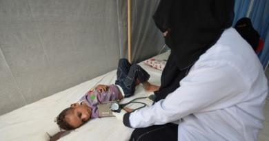منظمة: وباء الكوليرا قد يتفشى من جديد في اليمن بسبب المطر