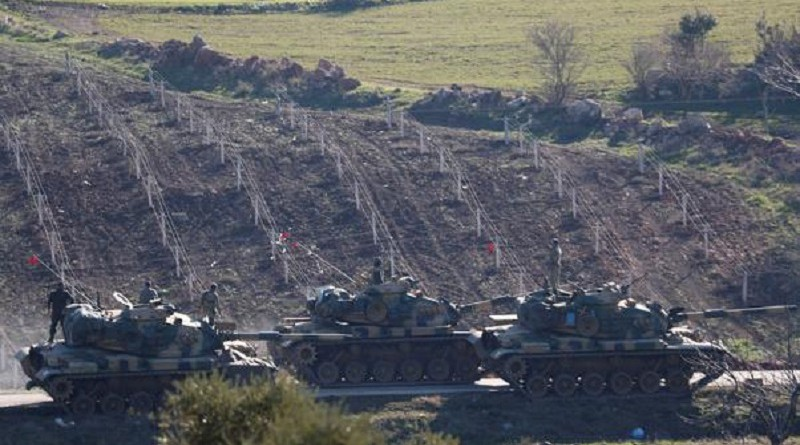 تركيا: قرار مجلس الأمن بشأن الهدنة في سوريا لن يؤثر على عفرين
