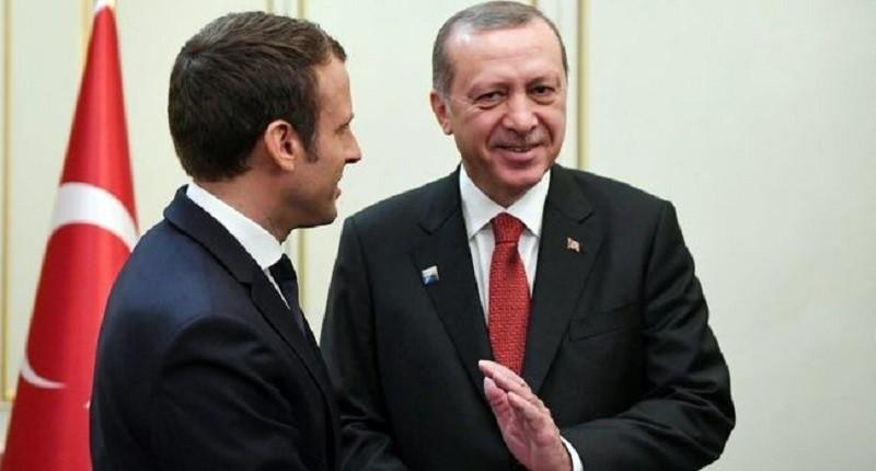 ماكرون يذكّر أردوغان: الهدنة تشمل عفرين