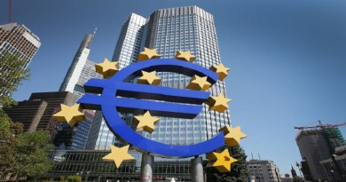 المركزي الأوروبي يتوقع انهيار مصرف لاتفي متورط بغسيل الأموال