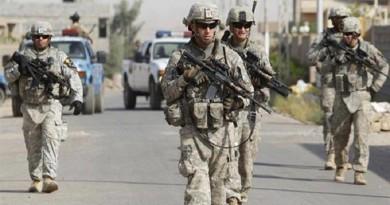 متحدث: القوات الأمريكية بدأت خفض تواجدها بالعراق