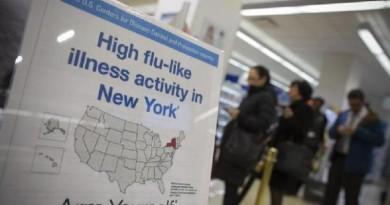 وكالة: تفشي الإنفلونزا في الولايات المتحدة يزداد سوءا
