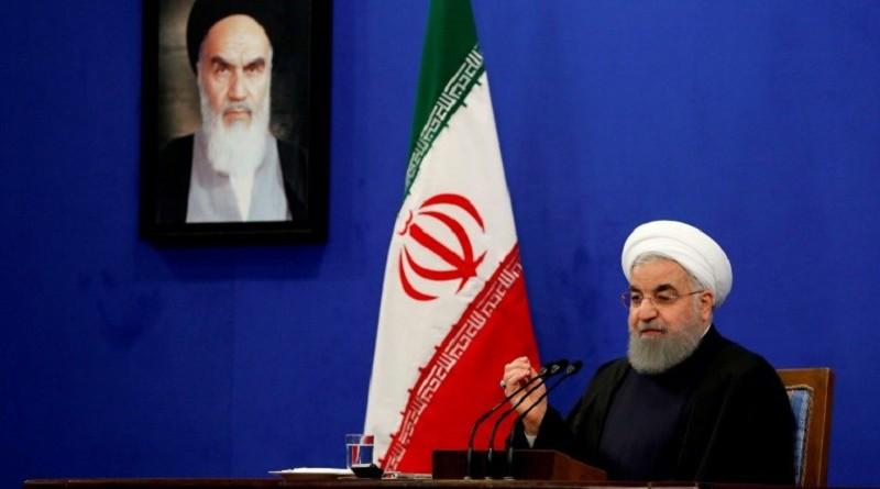 روحاني يحذر: البرنامج الصاروخي لإيران ليس موضع تفاوض