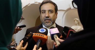إيران: نجاح الاتفاق النووي يجعل من الممكن مناقشة قضايا أخرى