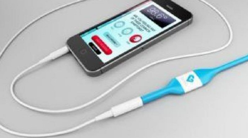 تطوير مقياس حرارة ذكي يتصل بالهواتف المحمولة