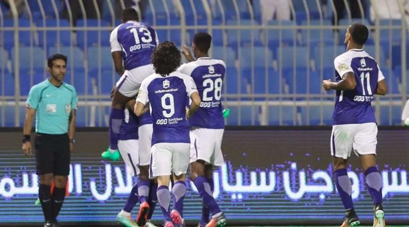 اهداف الهلال والباطن الدوري السعودي
