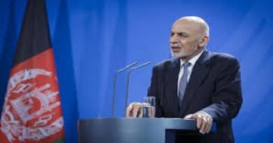 الرئيس الأفغاني يطالب باكستان بالتحرك ضد طالبان