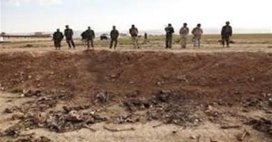 """""""سانا"""": العثور على مقبرة جماعية تضم 34 جثة في الرقة"""