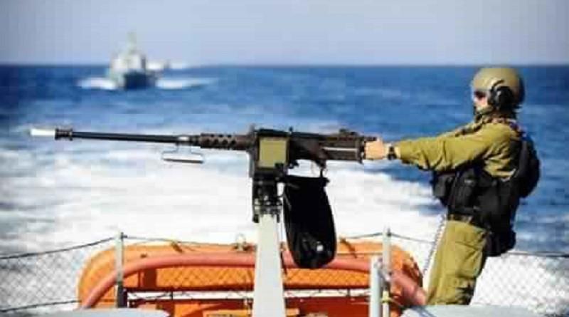 استشهاد فلسطيني على متن قارب برصاص البحرية الإسرائيلية
