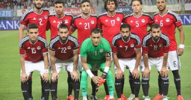 تراجع كبير للمنتخب المصري في تصنيف الفيفا