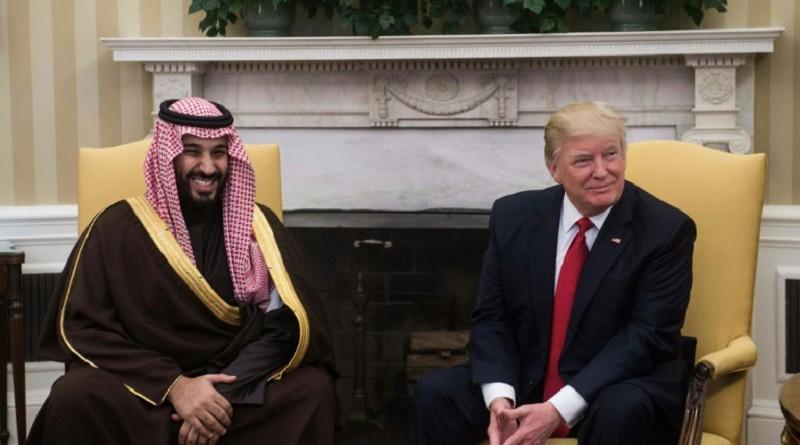 ترامب يستعد لاستقبال ولي العهد السعودي الثلاثاء