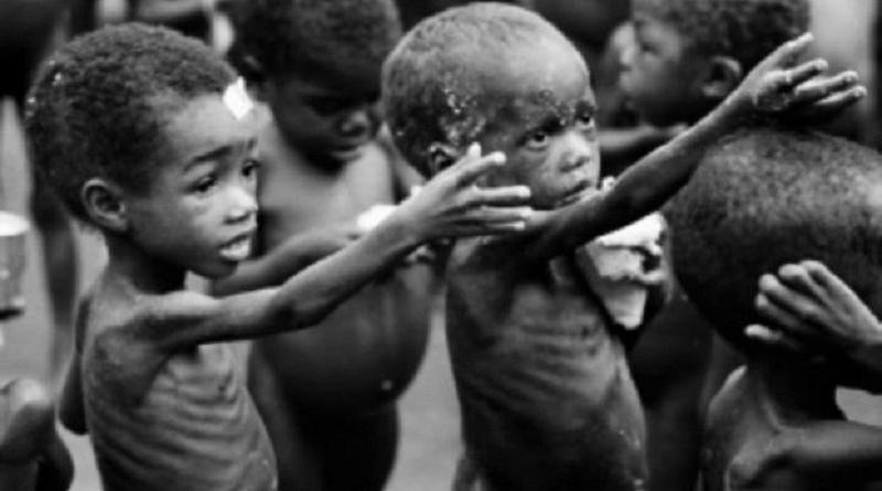 ملايين البشر في قبضة الجوع