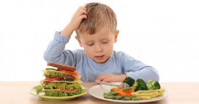 الأنظمة الغذائية الصارمة تؤثر سلبًا على الأطفال