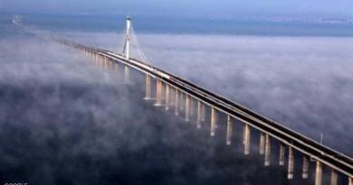 عجيبة هندسية تبنيها الصين